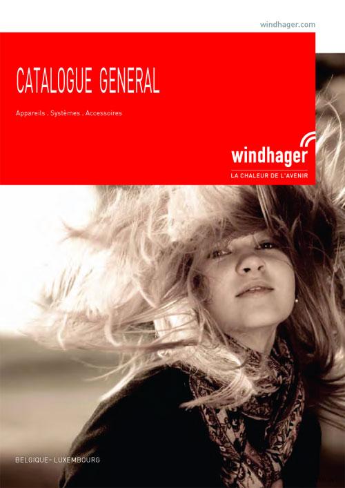 Chauffage au bois WINDHAGER - La gamme